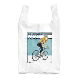 CANDY BALL (fixie girl) Reusable Bag