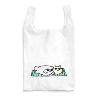 あざらしとねこ Reusable Bag