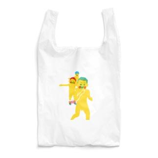 はだかまつり Reusable Bag