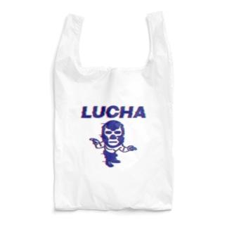 LUCHA#58 Reusable Bag
