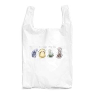 コーヒーセット Reusable Bag