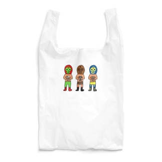 チマホマレスラー Reusable Bag