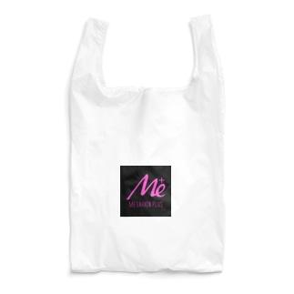 MESARION+ロゴ(ピンク) Reusable Bag