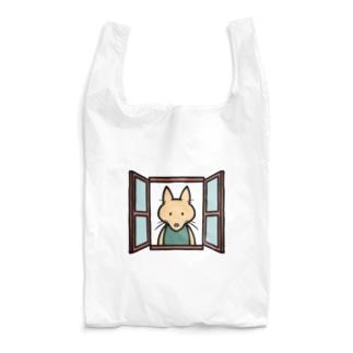 森のキツネ Reusable Bag