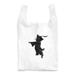 キョンシーシルエット Reusable Bag