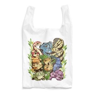 レプタイルズ Reusable Bag