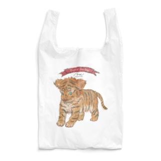 子トラくん Reusable Bag