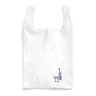 ワイン(2人前) Reusable Bag