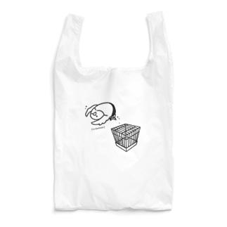 小屋上からのラ ケブラーダ Reusable Bag