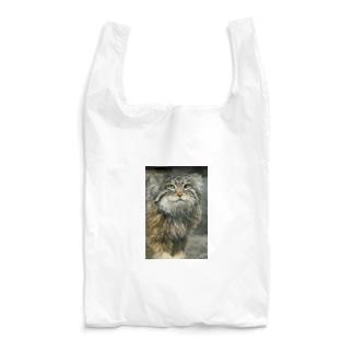 ロシアのマヌルネコ Reusable Bag