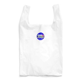 ガタgo 丸型 Reusable Bag