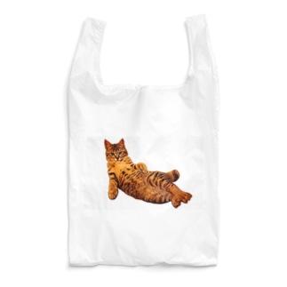 Elegant Cat ③ Reusable Bag