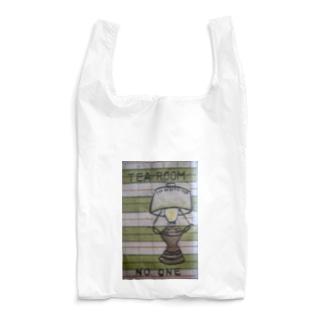 レトロTOKIO ティールーム No1 Reusable Bag