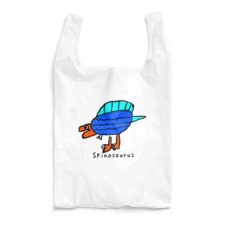 【恐竜】スピノサウルスくん Reusable Bag