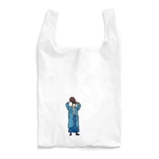 ばすけっとガールくん Reusable Bag
