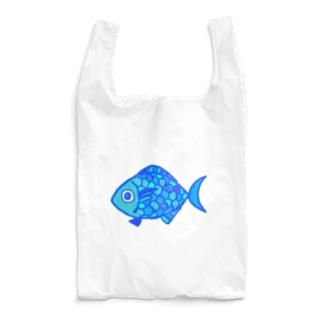 ノーマル魚(第1形態) Reusable Bag