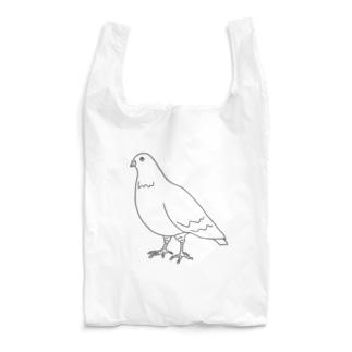 ハト・おとぼけ Reusable Bag