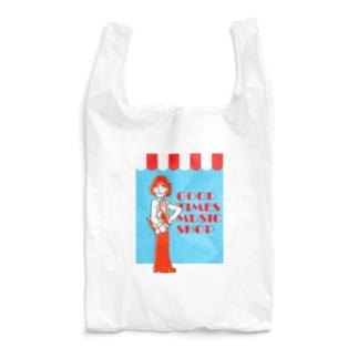 ふうさんMusic shop Reusable Bag
