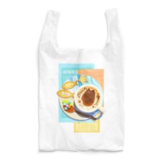 ビンロウとカプチーノ(リーフレット) Reusable Bag