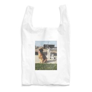 幸せわんちゃん Reusable Bag