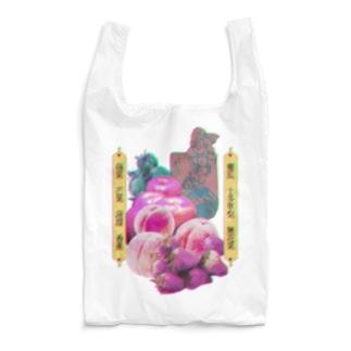 おかしな果物屋 Reusable Bag