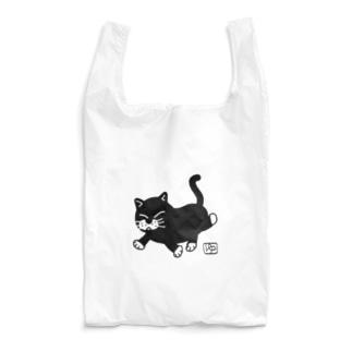 鼻歌クロネコさん Reusable Bag