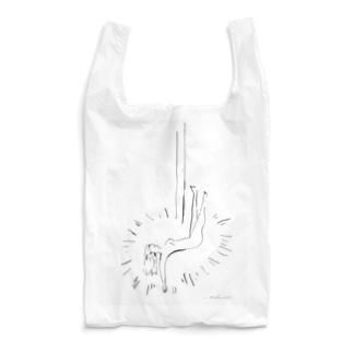 ひかりながら落ちる Reusable Bag