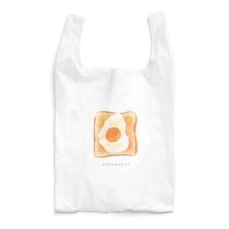 ぱぱぱぱーん (文字入り) Reusable Bag