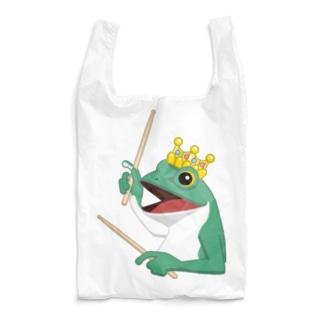 SABUROのカエルドラマー2019 Reusable Bag
