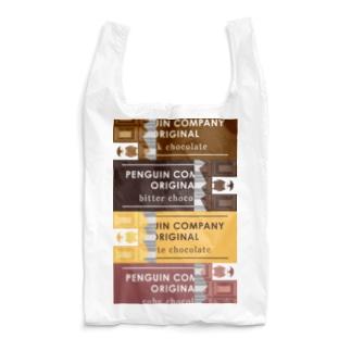 ペンギンチョコレート Reusable Bag