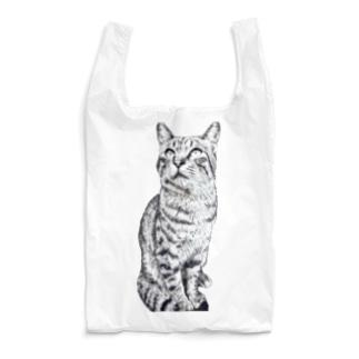 トラ猫トラ君 Reusable Bag