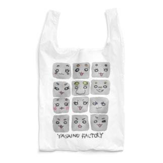 ぬんっとやさいぬ Reusable Bag