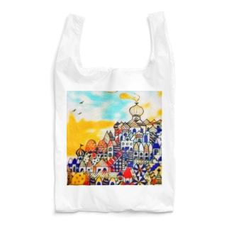 カラフルランド☆ Reusable Bag