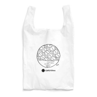 【CAFE Kiitos × Mika Itoh】シリーズ vol.2 Reusable Bag