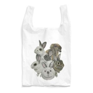 うさぎのきた道 保護うさぎ Reusable Bag
