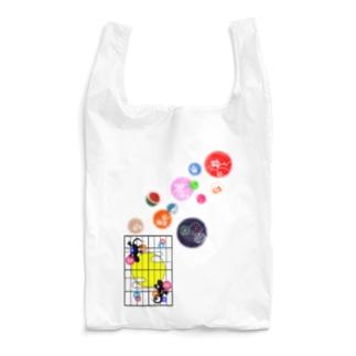 (しょうじ×やもりT)=ヤモティー!! Reusable Bag