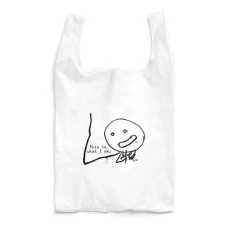 This is what I am.ありのままに生きる No.3 Reusable Bag