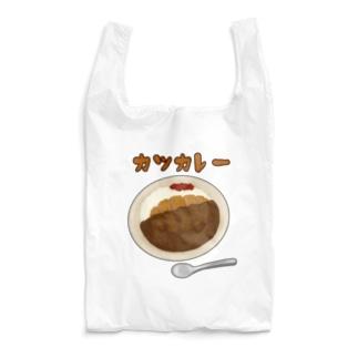 カツカレー Reusable Bag
