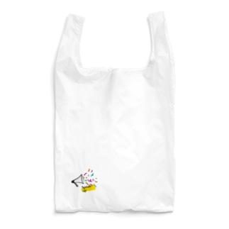 フラワーメガホン Reusable Bag
