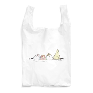 ポケットインコ Reusable Bag