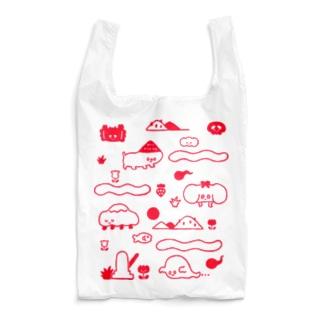 おそろし村 Reusable Bag