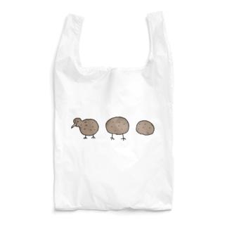 進化するキウイ Reusable Bag