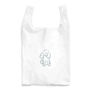 ふわふわトイプードル 4 Reusable Bag