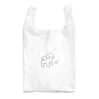 ふわふわトイプードル6 Reusable Bag