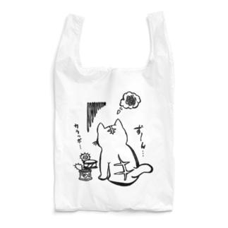 どんよりねこ Reusable Bag