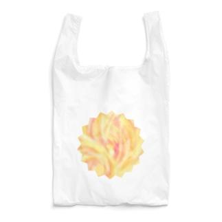イエローゴールドの炎 Reusable Bag