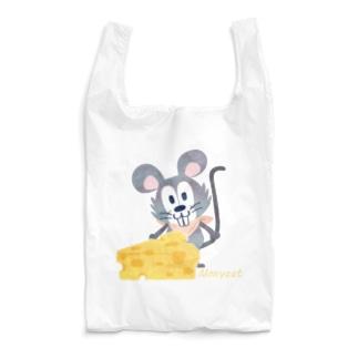 1926チーズはここに!いろいろA Reusable Bag