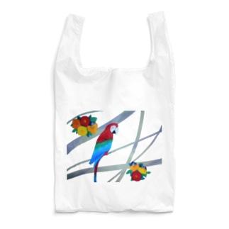 Cheerful Garden Reusable Bag