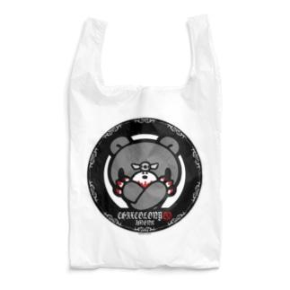 【各20点限定】チャックスコロニー・イマジナリ【icon/BLACK】 Reusable Bag