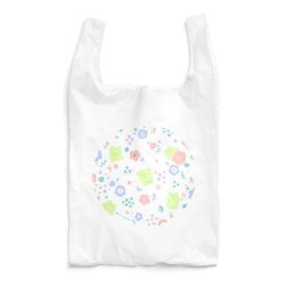 ふろーらるなゆるけろ Reusable Bag